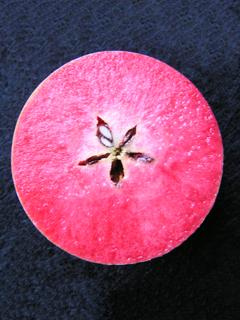 Red Flesh Apple